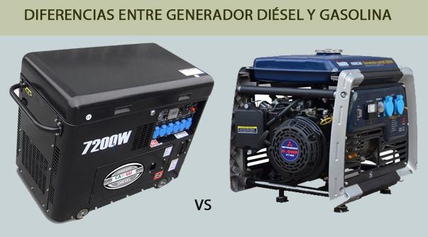 diferencias entre un motor diésel y gasolina